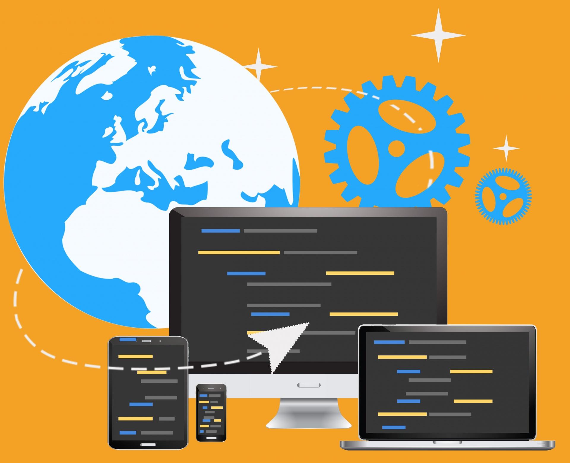 1111 responsive-web-design-concept